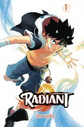 Viz Media's Radiant Soft Cover # 1