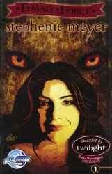 Bluewater Productions's Female Force: Stephenie Meyer Issue # 1c