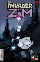 Oni Press's Invader Zim Issue # 44b