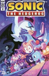 IDW Publishing's Sonic the Hedgehog Issue # 33ri