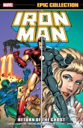 Marvel Comics's Iron Man: Epic Collection TPB # 14