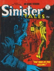 Alan Class & Company's Sinister Tales Issue # 218