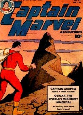 captain marvel 61