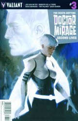 Valiant Entertainment's The Death-Defying Doctor Mirage: Second Lives Issue # 3