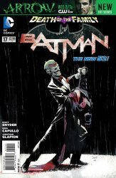 DC Comics's Batman Issue # 17
