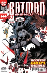 DC Comics's Batman Beyond Issue # 48