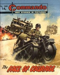 D.C. Thomson & Co.'s Commando: War Stories in Pictures Issue # 1505