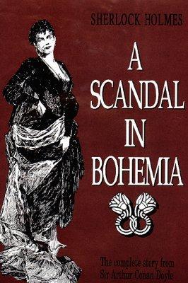 Sherlock Holmes: A Scandal in Bohemia 1 (Tome Press ...