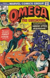 Marvel Comics's Omega the Unknown Issue # 1
