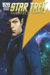 IDW Publishing's Star Trek: Countdown to Darkness Issue # 3c