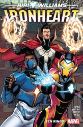 Marvel Comics's Ironheart TPB # 2