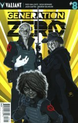 Valiant Entertainment's Generation Zero Issue # 8b