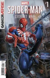 Marvel Comics's Marvel's Spider-Man: City at War Issue # 1