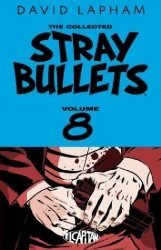 El Capitan Books's Stray Bullets TPB # 8