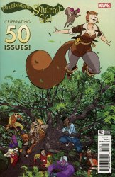 Marvel Comics's The Unbeatable Squirrel Girl Issue # 42b