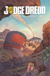 IDW Publishing's Judge Dredd: Blessed Earth TPB # 1