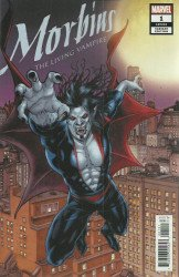 Marvel Comics's Morbius Issue # 1b