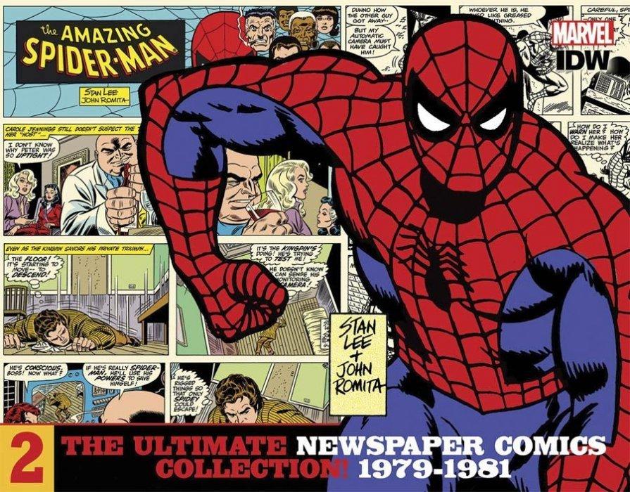 Amazing spider man comic strip online