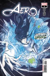 Marvel Comics's Aero Issue # 5