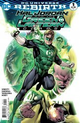 DC Comics's Hal Jordan and the Green Lantern Corps Issue # 1