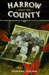 Dark Horse Comics's Harrow County TPB # 4b
