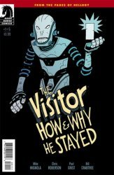 Dark Horse Comics's The Visitor: How and Why He Stayed Issue # 1