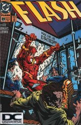 DC Comics's Flash Issue # 89b