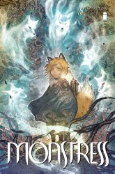 Image Comics's Monstress Issue # 15