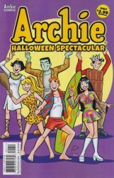 Archie Comics Group's Archie: Halloween Spectacular Issue # 2018