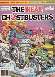 Marvel UK's The Real Ghostbusters Issue # 112