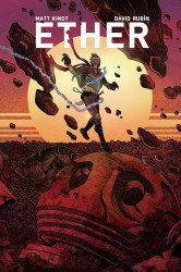 Dark Horse Comics's Ether: Library Edition Hard Cover # 1