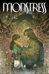 Image Comics's Monstress Issue # 21