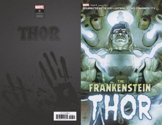 Marvel Comics's Thor Issue # 8d