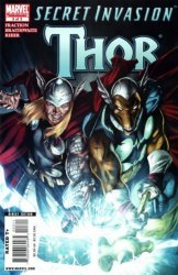 Marvel's Secret Invasion: Thor Issue # 3