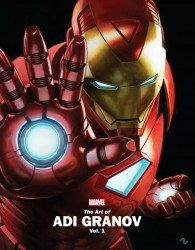 Marvel Comics's Marvel Monograph: The Art of Adi Granov Soft Cover # 1