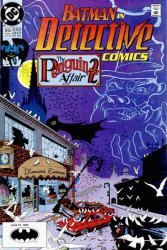 DC Comics's Detective Comics Issue # 615