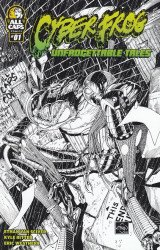 ALL CAPS Comics's Cyberfrog : Unfrogettable Tales Issue # 1