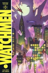 DC Comics's Watchmen TPB # 1-4th print