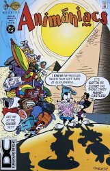 DC Comics's Animaniacs Issue # 6b