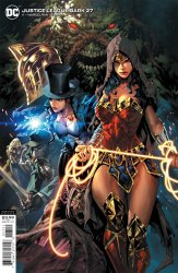 DC Comics's Justice League Dark Issue # 27b