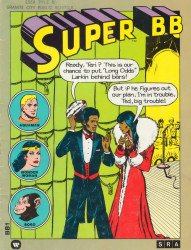 Warner Educational Services / DC Comics's Super BB Issue # 1