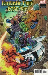 Marvel Comics's Fantastic Four: Road Trip Issue # 1b