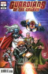 Marvel Comics's Guardians of the Galaxy Issue # 1c