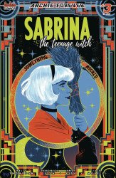 Archie Comics Group's Sabrina the Teenage Witch: Something Wicked Issue # 3