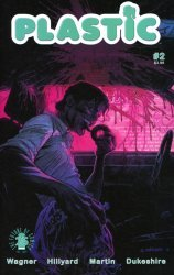 Image Comics's Plastic Issue # 2
