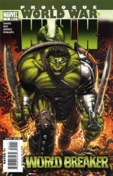 Marvel Comics's World War Hulk Issue Prologue
