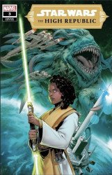 Marvel Comics's Star Wars: High Republic Issue # 3cbe-a