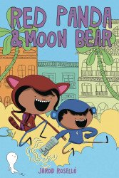 IDW Publishing's Red Panda & Moon Bear TPB # 1