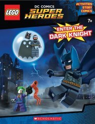 Scholastic's Lego: DC Super Heroes Soft Cover # 2