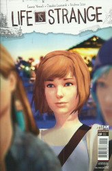 Titan Comics's Life Is Strange Issue # 9b